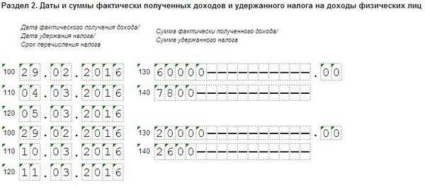 Как в 6 ндфл отразить досрочную зарплату чеки для налоговой Петрозаводская улица