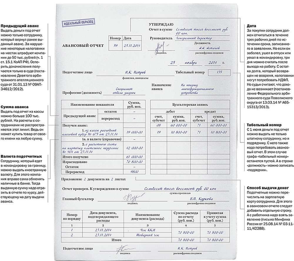 Отчет 6 НДФЛ образец заполнения