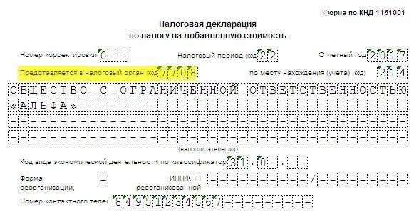 налоговый орган по месту жительства регистрация ип