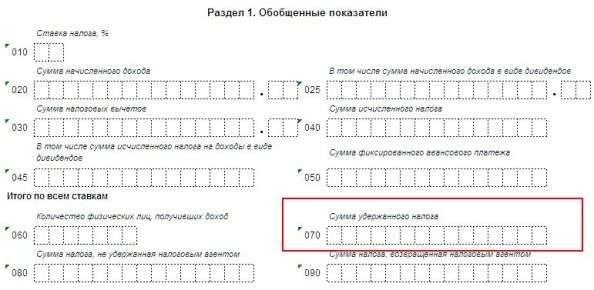 Проверка деклараций 6 ндфл регистрация ооо юр лицом