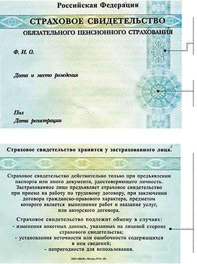 snils novogo obraztsa - Как выглядит СНИЛС нового образца