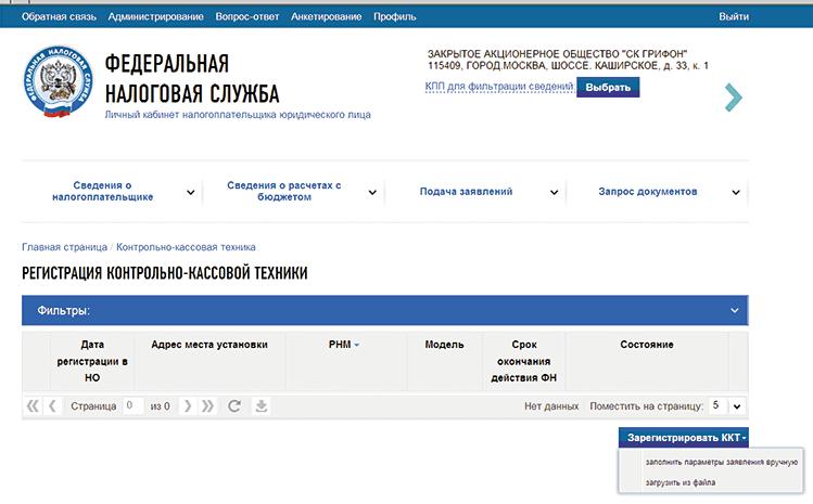 Пошаговая инструкция регистрации онлайн кассы для ип в органы регистрации ип и ооо